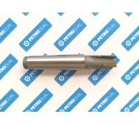 Фреза твердосплавная концевая к/х 22х19х101 с пластинами ВК8