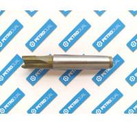 Фреза твердосплавная концевая к/х 22х19х101 с пластинами Т5К10